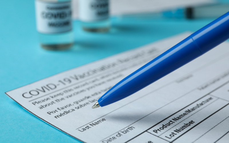 Blog - Are There Any Risks in Asking Your Employees to Prove That They Have Received COVID Vaccinations_