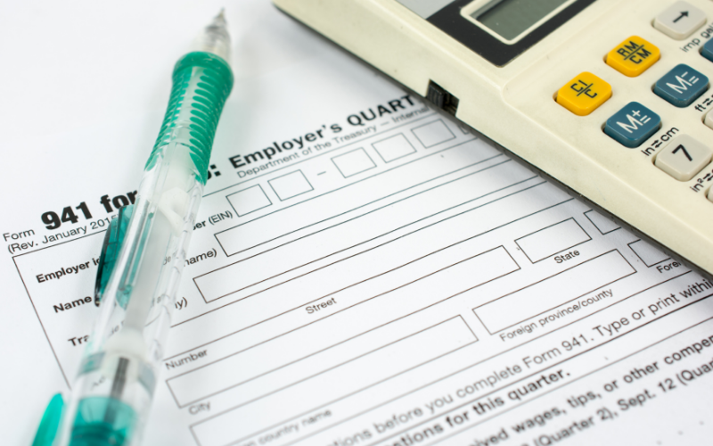 Blog - Tax Form 941 is Due Soon - Is Yours Done Yet