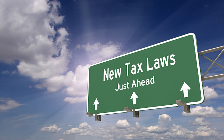 Blog - Tax Law Changes